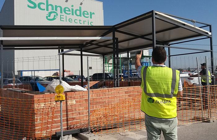 Nuevos trabajos en SCHNEIDER ELECTRIC
